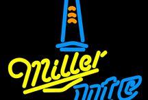 Miller Lite Neon Signs