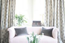 Frill Top Curtains