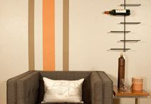 Stripe It with Style / What you can do with stripes. / by Casart Coverings