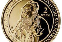 Cod. 273: moneta da 2 scudi in oro proof