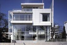 RM 2001 Rickmers Headquarters Hamburg, Germany 1998 - 2001 / RICHARD MEIER