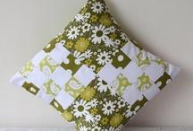 Pillows / ideas for Couch throw pillows #diy #handmade ideas