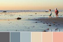 Barevné inspirace - aneb jaké kombinace / Color combination, color pallets, color palettes, color scheme, color inspiration. Kitchen, interiors - Inspirace barev, barvy, kombinace barev, barevá kuchyn, kuchyně, interiéry, barevné inspirace, domov,
