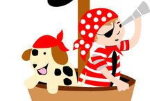 Pirate and kids quilt ideas