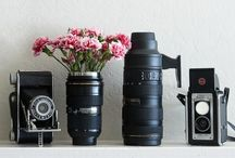 Cameras, Equipment, Gifts, Photo Decor / by Kathleen Lawrence