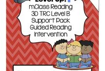 Mclass TRC Intervention / Board to help my struggling readers succeed.