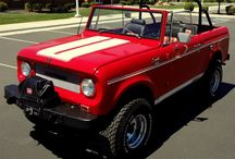 International Scout / Solid built !!! / by Brent Manley