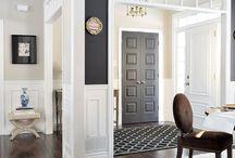 Decorate it - Entry way ideas / foyer