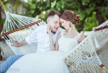 Peacock wedding in Dominican Republic / Alex and Nastya are winners of our contest. They have sent the best love story and won a special peacock colored design of wedding. Now we present you this beautiful wedding ceremony!  Photographer Kamilla Izmaylova Organization of wedding in Dominican Republic http://wedding-caribbean.com/