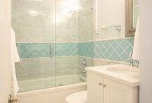 Schiller St. Bathroom / Schiller St. Bathroom - Habitar Design