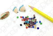 Cristalli / Carrellata immagini dei cristalli disponibili nel sito www.gugapluff.it Una delle tante categorie di materiale creativo presente nel sito .
