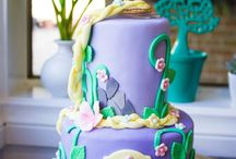 Birthday cakes girls