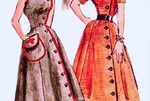 Винтаж мода