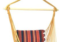 Hanging Hammock Chair Swing Lounge Romantic Seat Bubble Classical Brazilian