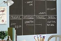 Chalkboard Paint Possibilities