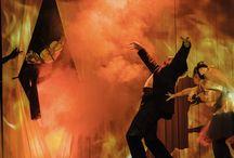 EL SOLDADO - Teatromusical / Fotografías: Claudio Quiroz