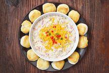 Savory Dips, Spreads & Cheeseballs / by Chellene Morrison