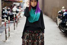Hijab Street Wear