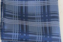 POCH045 / Men's fashion inspiration for blue pocket square: http://www.mightygoodman.nl/nl/english-fashion-pochet-blauw-geruit.html