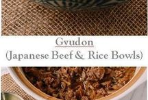 Japanesse food recipe