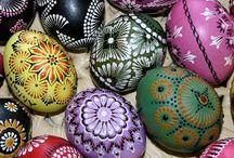 Velikonoční malování