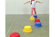 Toddler Gym Ideas