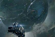 SciFi Spacecraft