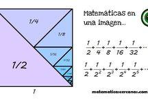Matemáticas en una imagen...