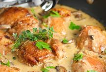 Recipes / by Robyn Klassen
