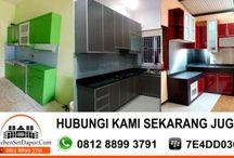 kitchen set murah di bintaro