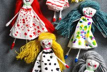 Clothes & Dolls Designing