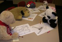Stuffed Animal Sleepovers 2013 / Stuffed Animal Sleepovers - Summer Reading Club 2013 / by Dauphin County Library System