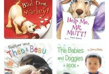 Must-read dog books / The very best books about puppers!
