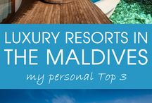 Travel Maledives / #travel #inspiration all over #Maledives #citytrips #roadtrips #sightseeing and more