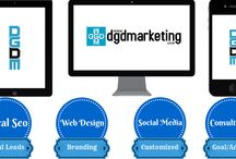Web Design Ennis Co. Clare Business Branding / Brand your business with a custom website designed to build your brand awareness online through the various social chanells and the major search engines.