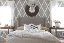 Bedroom inspiration / by Jessica White
