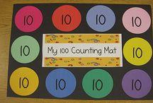 100 days of school-Preschool / by Cari Shalla