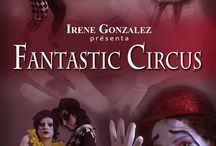 "Proyecto ""Fantastic Circus"" / Proyecto fin de carrera de la maquilladora Irene Gonzalez  Make Up"