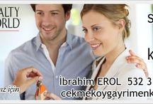 Çekmeköy Satılık Daire / Çekmeköy başta olmak üzere çevre ilçelerde satılık & kiralık arayışlarınız için doğru adrestesiniz..