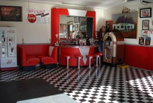 Interior ideas (home, restaurant and others) / Retro living ideas