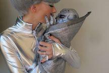 Alien Costume / Stay in touch on Facebook! https://www.facebook.com/maskerix/