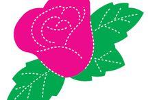Flower Dies / by Duquesne University Curriculum Center Ellison Machine and Dies @ Duquesne University
