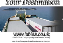 Lobina Transport Removals  / A family run business that takes pride in our reputation for offering the fastest and best solutions possible for our clients. Do not hesitate in contacting us no matter how small or large, we will do our utter best to help you in all your transport needs. Operating in the UK with a network that extends into Europe and Worldwide. Looking forward to doing business with you!  http://www.lobina.co.uk/