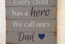 Fathers Day Decor
