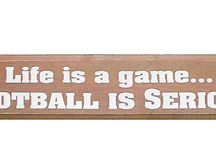 Football Signs and Sayings