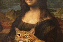 cats + art