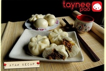 It's all about Pao! / I'm Taynee.. Taste like heaven with a single bite!