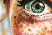 portraiture - eyes