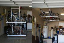 porta bici box
