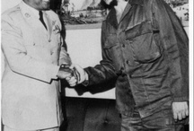 Ir. Soekarno and che guevara
